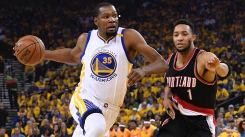 Blazers vs. Warriors Game 2 Pick