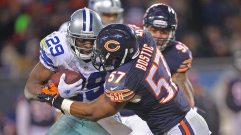 Colts add free agent linebacker Jon Bostic to roster