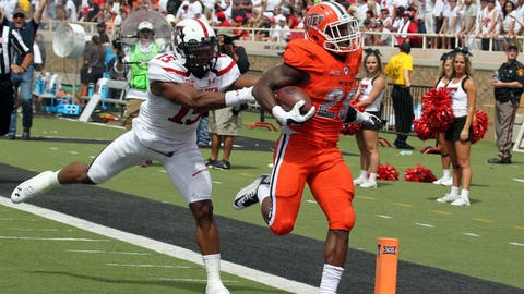5th round: Aaron Jones, RB, UTEP