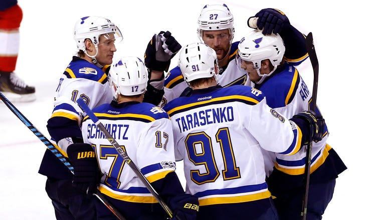 Blues' playoff loss stings, but play under Yeo bodes well for future