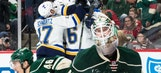 Blues should credit screened shots for series lead over Wild