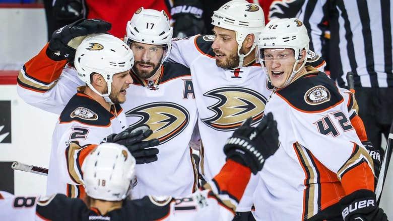 Ducks emerge as favorite as they take on Edmonton