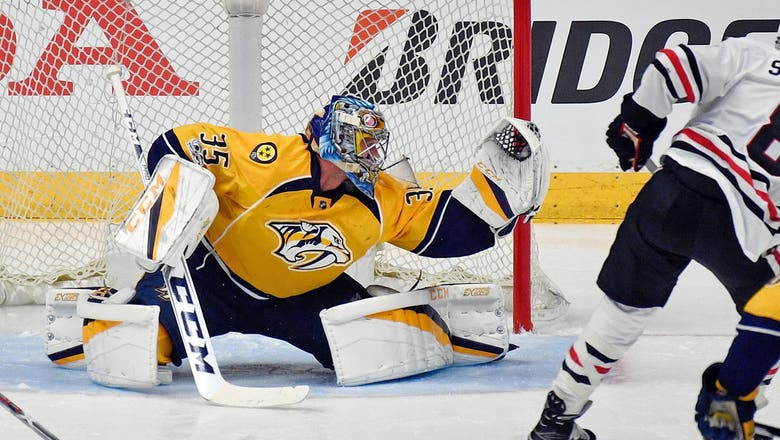 Series Preview: Can Predators down Blues, make West finals for first time?