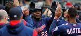 Sano, Twins overpower Tigers 11-5
