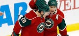Parise, Suter look to lead Wild to first title 5 years later