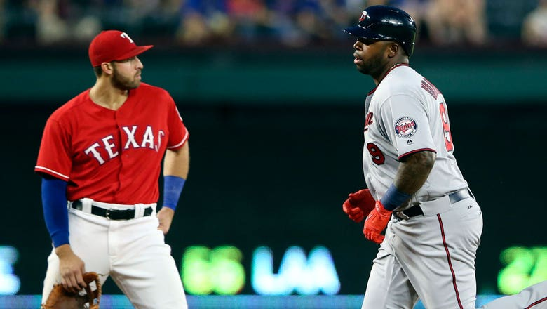 Rangers to Twins 8-1 after tough 7th inning
