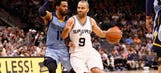Spurs beat Grizzlies for 60th win of season