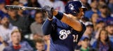 Brewers come out swinging, but fall 9-7 to Cubs