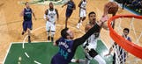Bucks improve playoff position with win over Hornets