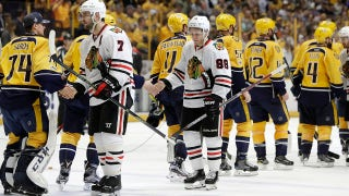 Predators LIVE To Go: Predators finish off Blackhawks to reach second round