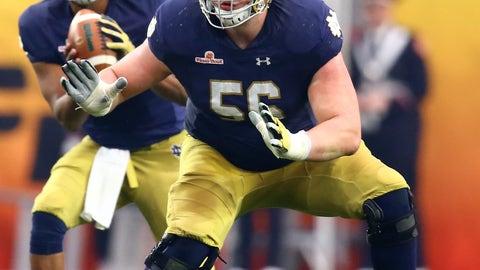 Broncos: Quenton Nelson, OG, Notre Dame