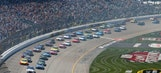 Starting lineup for the Toyota Owners 400 at RIR