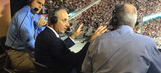 MLB  Commissioner Rob Manfred talks SunTrust Park with Chip Caray and Joe Simpson