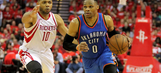Westbrook's 51 not enough in Thunder's Game 2 loss
