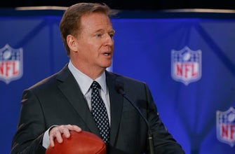 Roger Goodell is on a mission to mend fences with players