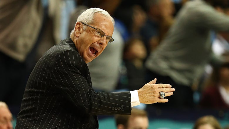 Roy Williams calls Maryland president 'double idiot' after death penalty comments
