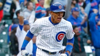 Addison Russell hits walk-off, three-run home run vs. Brewers