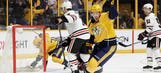 Playoff Roundup: Predators complete first-round sweep of Blackhawks