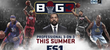 Spurs Live: The Big 3 on FS1 This Summer