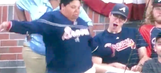A dancing Braves fan became a jumbotron legend with one dazzling routine
