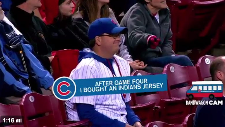 Cincinnati Reds ruthlessly troll Cubs fans with 'Bandwagon Cam'