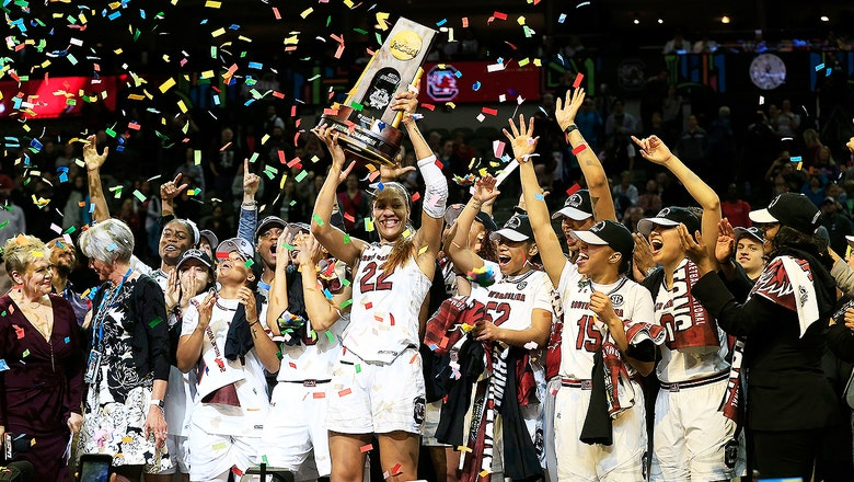 South Carolina's own A'ja Wilson leads Gamecocks to first championship
