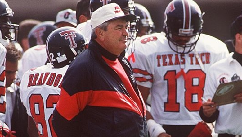 Legendary Texas Tech coach Spike Dykes passes away