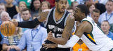 Spurs lose to Jazz in final tuneup before playoffs
