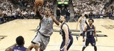 Spurs look to continue dominance of Grizzlies in Game 2