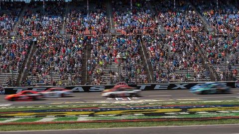 Winner: Texas Motor Speedway