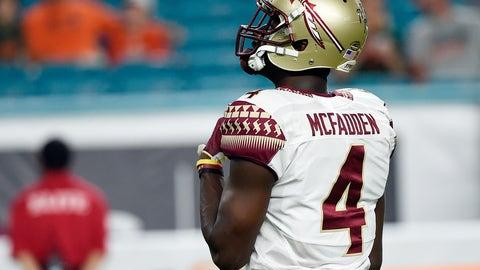 49ers: Tarvarus McFadden, CB, Florida State