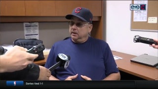 Tribe skipper Terry Francona feels Trevor Bauer was good in start at Minnesota