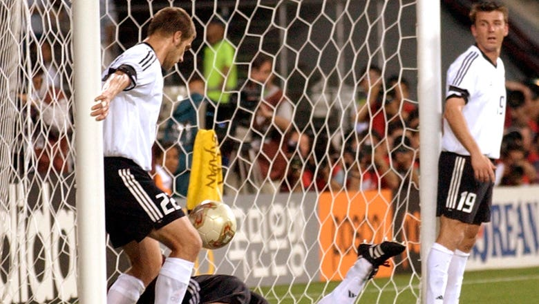 Insider: Webb says Frings should've been whistled for handball vs. USA in '02 World Cup