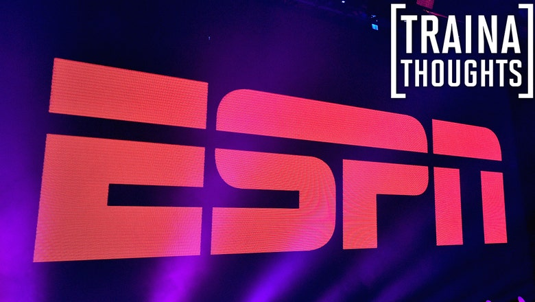 Traina Thoughts: Reality about ESPN layoffs; Brandon McCarthy wins Twitter again; more