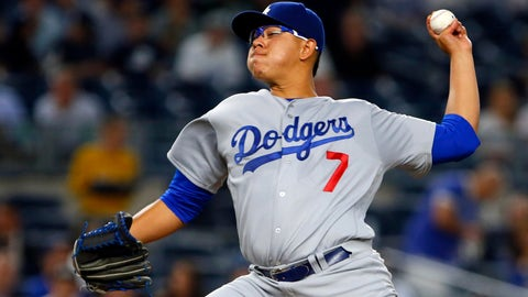 Julio Urias will become a household name