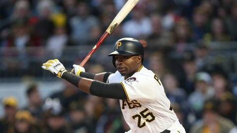 Gregory Polanco - Pirates