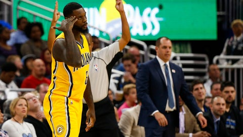 Lance Stephenson, Pacers
