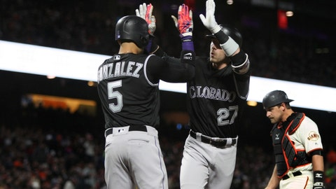 Colorado Rockies (9-5)