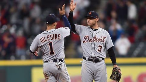 Detroit Tigers (8-4)