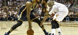 Cavs take 2-0 lead behind Irving's 37 points