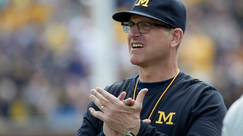 Jim Harbaugh had a plan for Michigan and he's executed it