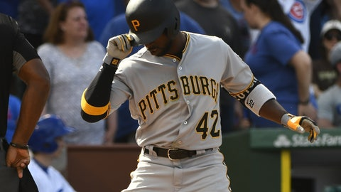 Pittsburgh Pirates (6-6)