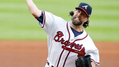 Atlanta Braves (5-6)