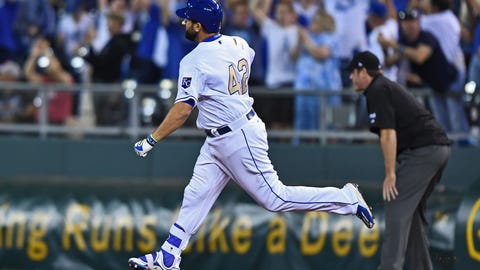 Kansas City Royals (6-6)