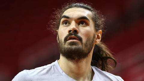 Steven Adams needs to be better