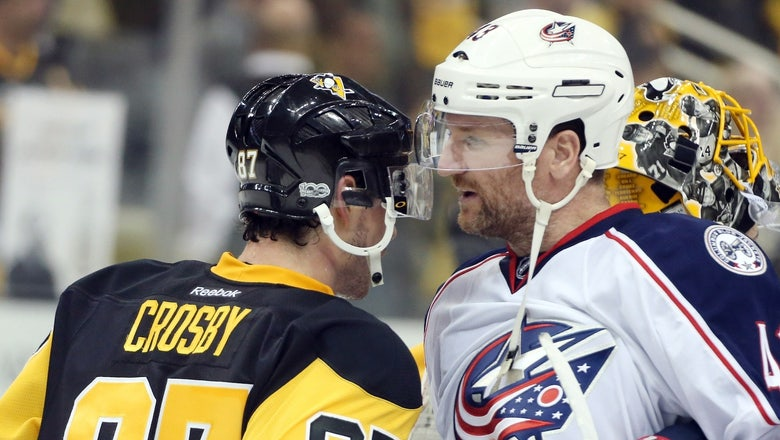 Penguins eliminate Blue Jackets with 5-2 win in Game 5