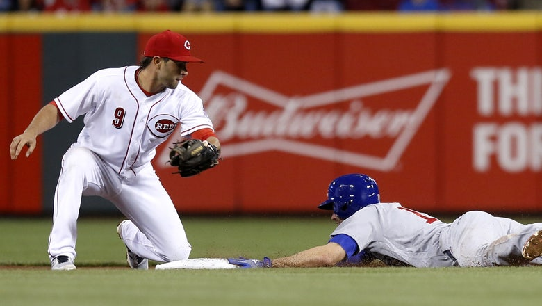 Rizzo's HR rallies Cubs to 6-5 win over Reds in 11 innings