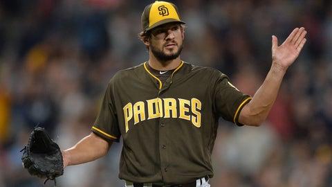 San Diego Padres (8-12)