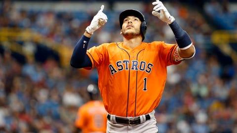 Houston Astros (13-6)