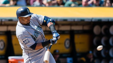 Seattle Mariners (8-12)